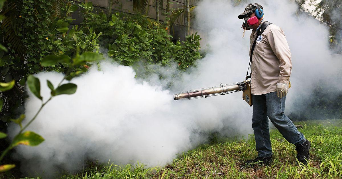 New Zika transmission zone identified in Miami area