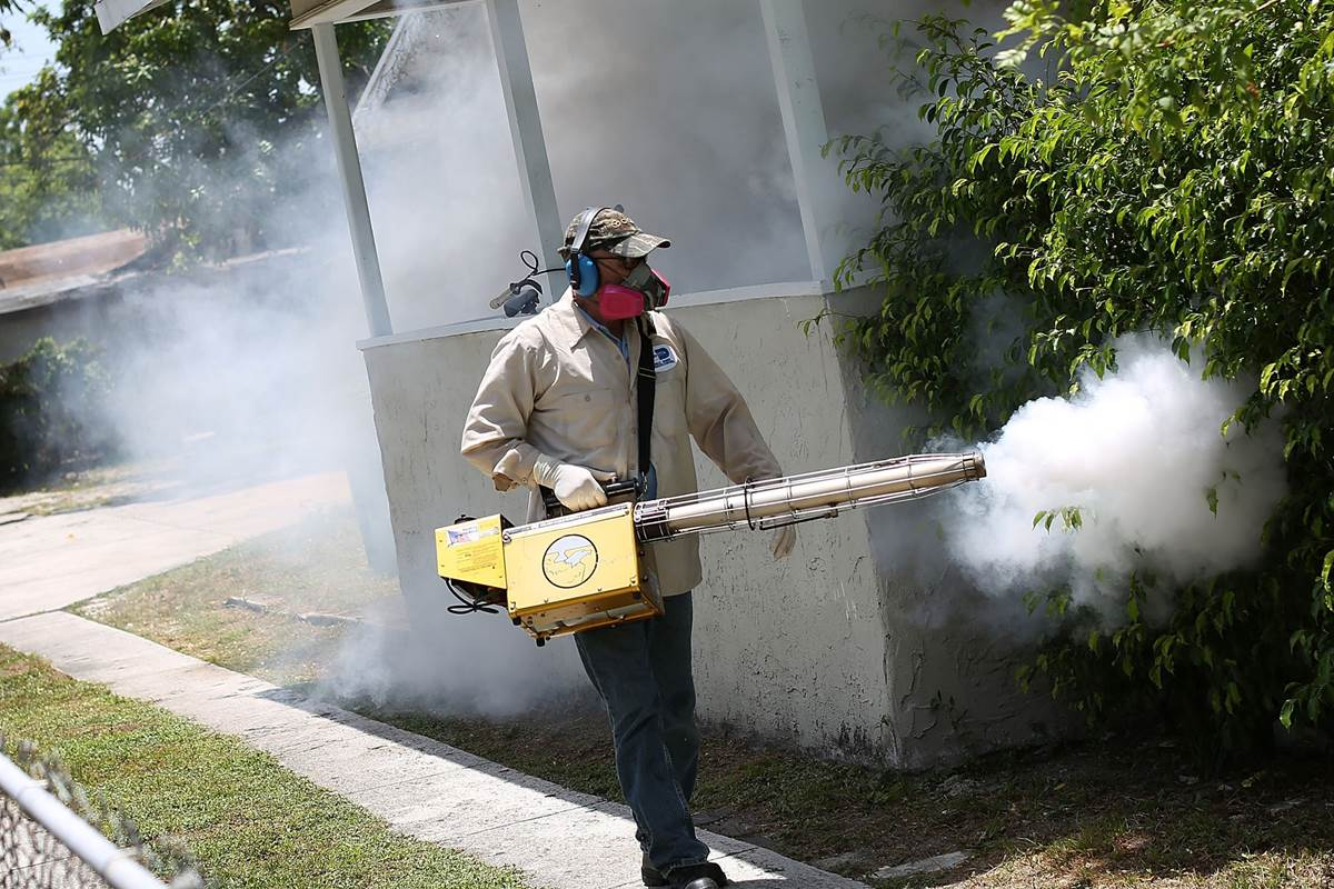 New Zika zone found in Miami