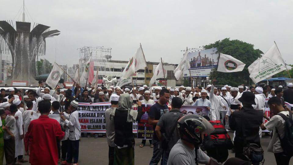 Bukan hanya di Jkt tapi juga di Kota Tertua di Indonesia, Palembang. https://t.co/qeUZxoffgm