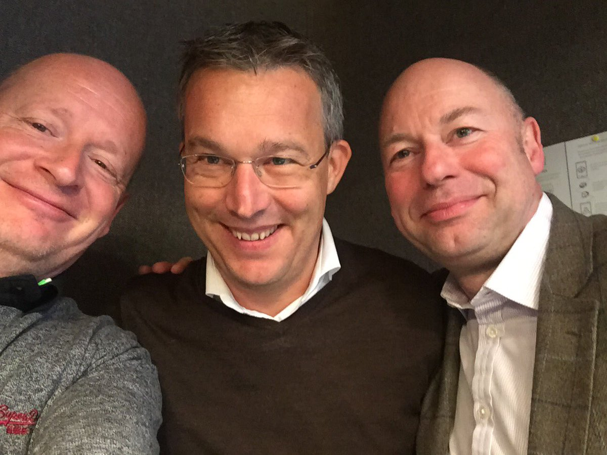 Lovely to catch up with @gertjan_d in Amsterdam @Timothy_Hughes @DigitalLeadersA https://t.co/CYOyQMFz8T