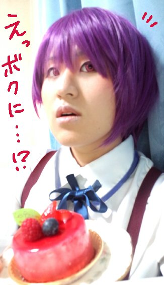 【宅コス】OZMAFIA!!/スカーレット10/14 HappyBirthDay!!!君にあえて本当によかった!!!!!