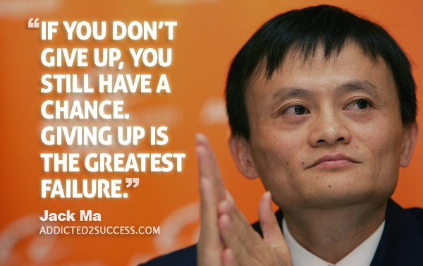 """""""Giving up is the greatest failure"""" https://t.co/b2NjIT8Zfz"""