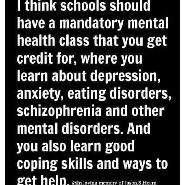 This is Such an Amazing Idea!! ???????? Mandatory for all schools. ????????????????????????Psycho Social Education and support. ???????????? https://t.co/07sJpXCNqr