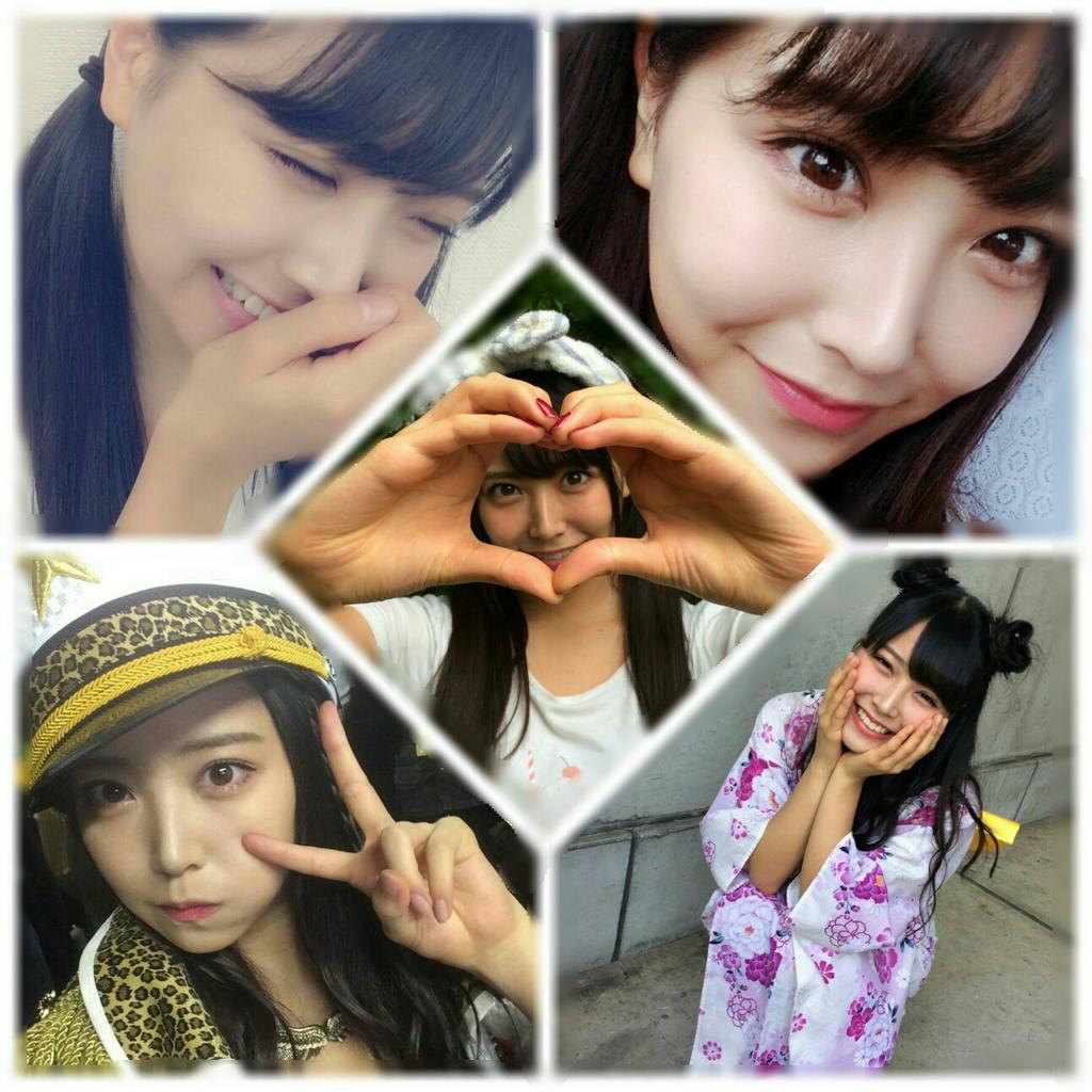 かわいくて、笑顔のステキなみるる!!もーーー、大好きだぁぁぁぁぁぁ😭💓💓#白間美瑠生誕祭 #NMB48 #TeamM