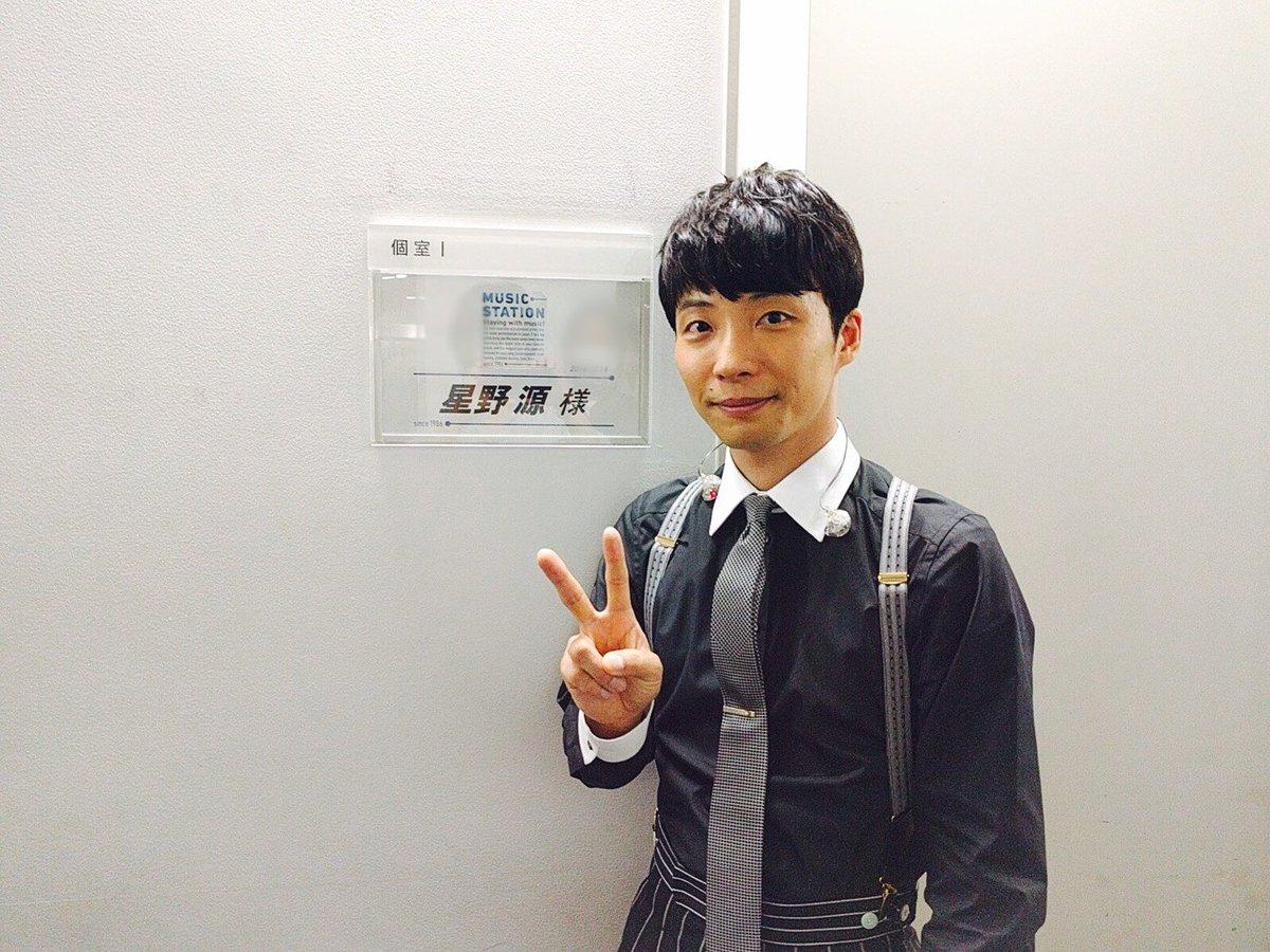 まもなく星野 源! 自身出演のドラマ主題歌「恋」を披露! #Mステ