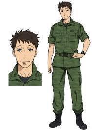 GATE 自衛隊 彼の地にて伊丹耀司特徴出すの難しいよな。単なる自衛官になるのがみえる。#ふぁぼの数だけやりたいコス上げ
