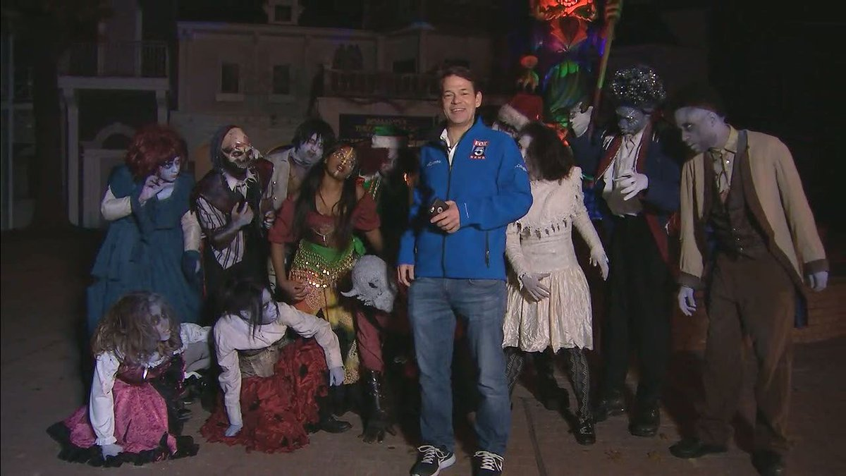 six flags america frightfest ramps up the fear for halloween sixflagsdc