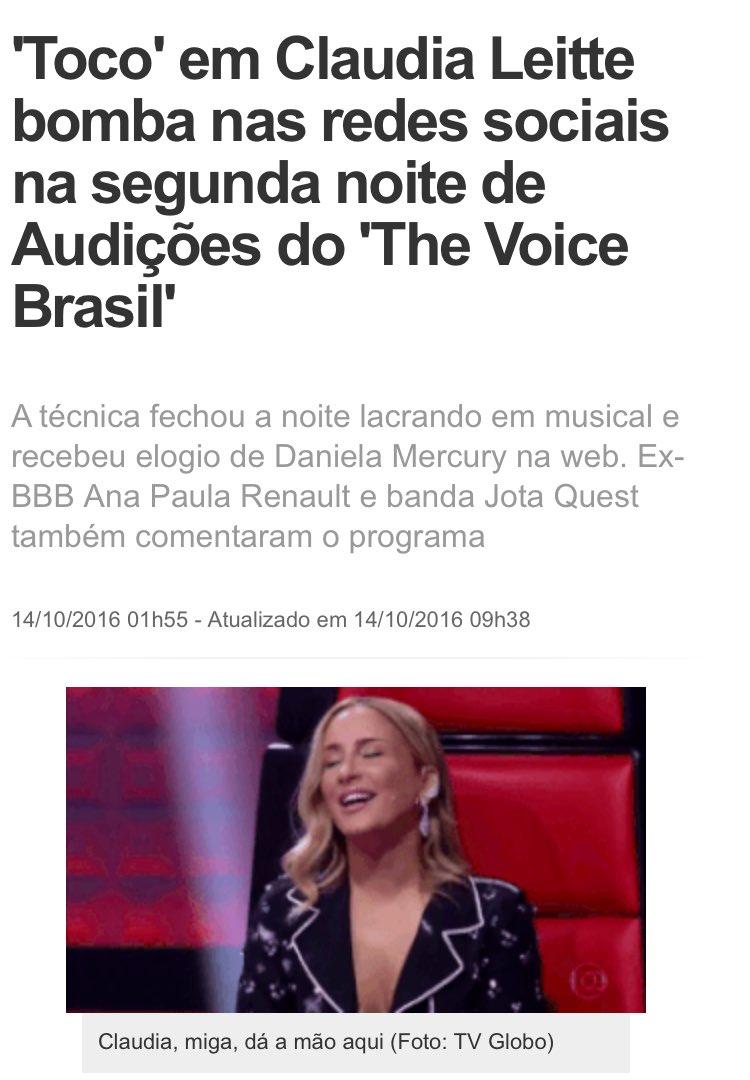 #thevoicebrasil: #thevoicebrasil