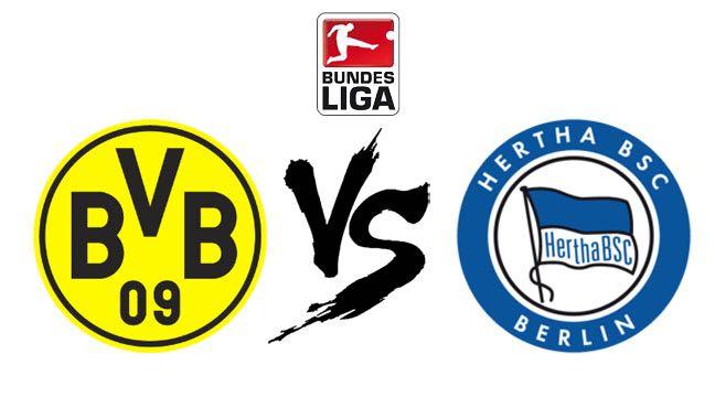 ¡INICIA EL PARTIDO EN EL SIGNAL IDUNA PARK!   Borussia Dortmund - Hertha   #Bundesliga https://t.co/YWHX6pljwq