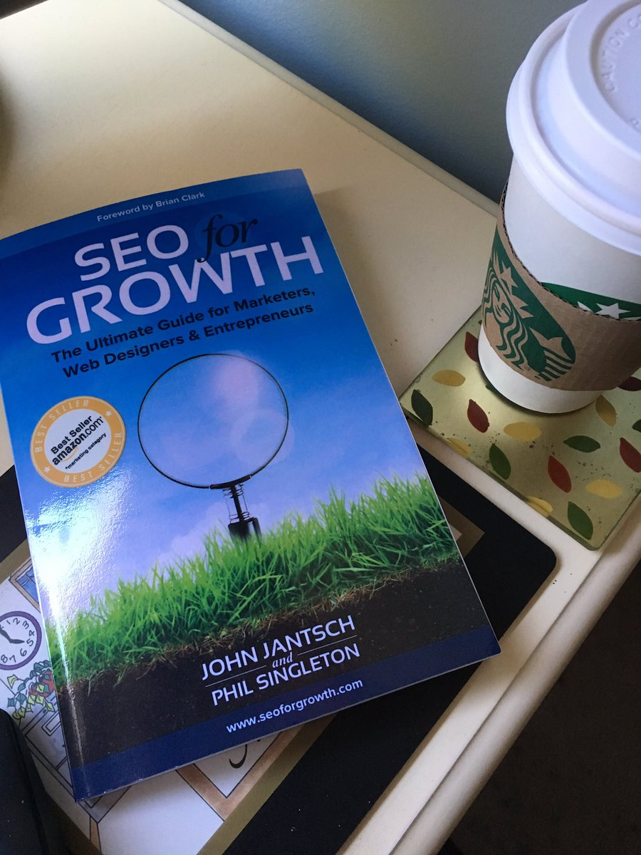 Honored to be mentioned in @seoforgrowth by @ducttape & @kcseopro (great read too!) #seo https://t.co/C8DNXdMOUm
