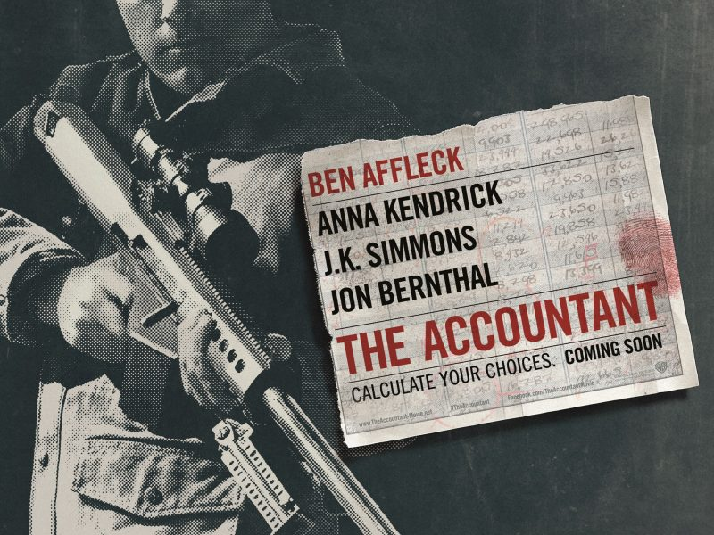 Follow and RT to #Win The Accountant Movie Merchandise Pack https://t.co/SMY9nFERpj Ends 28/10/16 https://t.co/BCkSY3t03Y