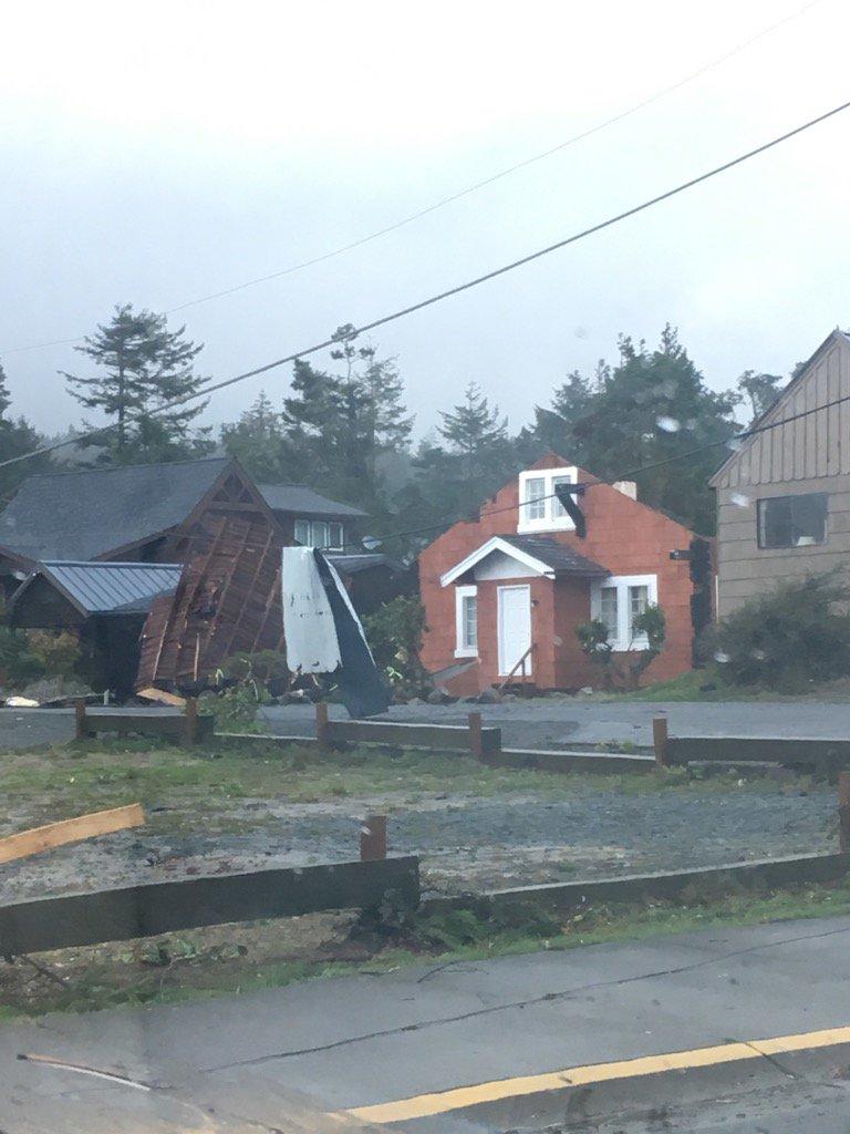 Tornado damage https://t.co/uH5xhNtjp6