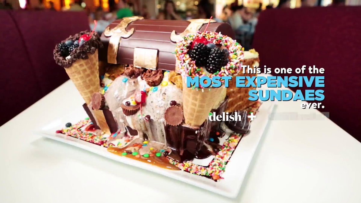 Happy #NationalDessertDay! You've Got To See What Goes Into This $99 Ice Cream Sundae! https://t.co/LuBnB6eb3D
