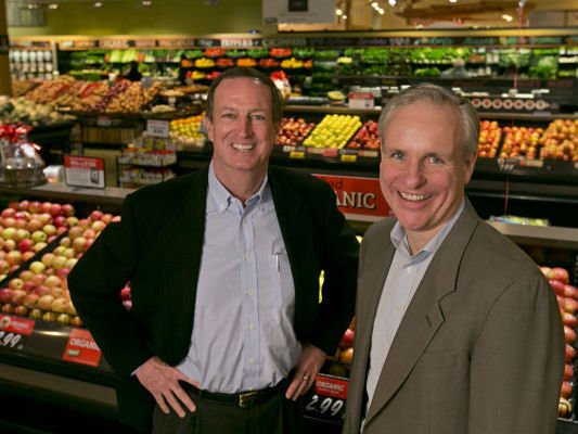 Former Schnucks president sues chain and CEO