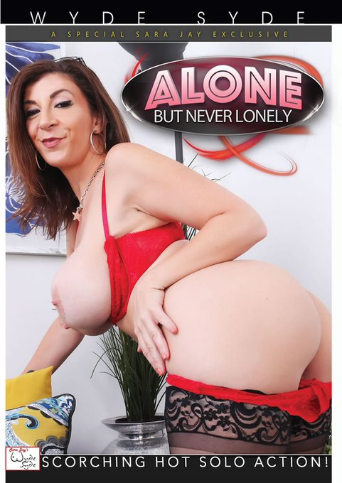 "*NEW RELEASE* ""Alone But Never Lonely"" #WydeSydeProductions @pureplaymedia   #solo #masturbation #toys"