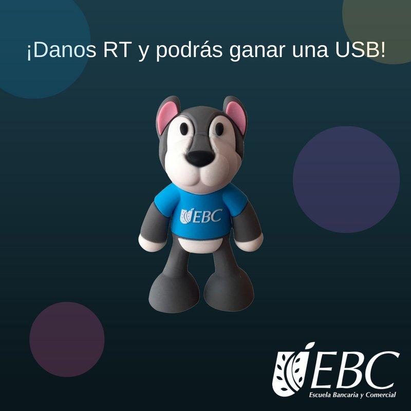 Danos RT y entrarás a un sorteo para ganar una USB de Éberic. Tienes hasta el día lunes. #SoyEBC https://t.co/iMMpxsQmdP