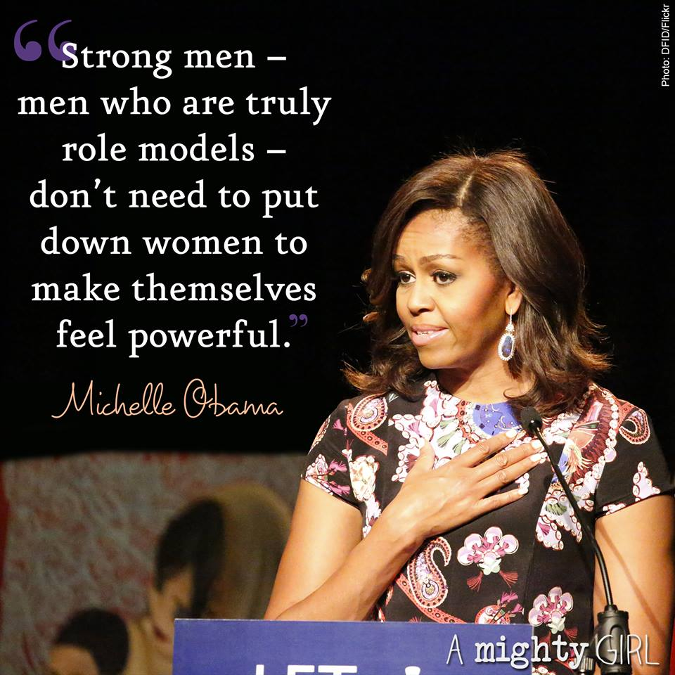 Love this quote from the amazing Michelle Obama https://t.co/FQVDSVyFMF