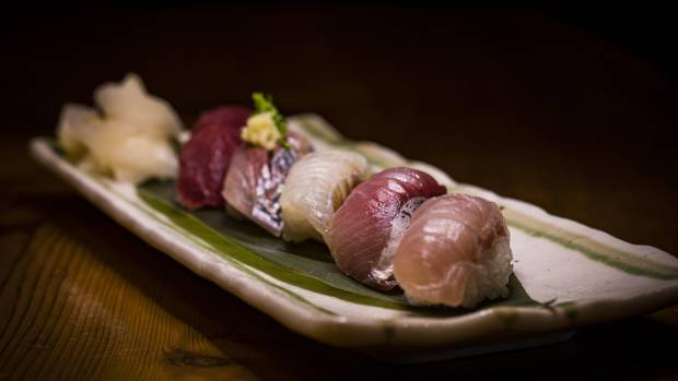 Go to Maruyama for entertainment but don't expect to be blown away by the menu From @GlobeBC