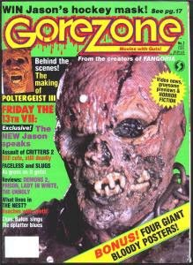 I RAN OUT TO BUy this when it was on newstands   #AMCFearFest #WeekendAtJasons https://t.co/hIcQ5ACatA