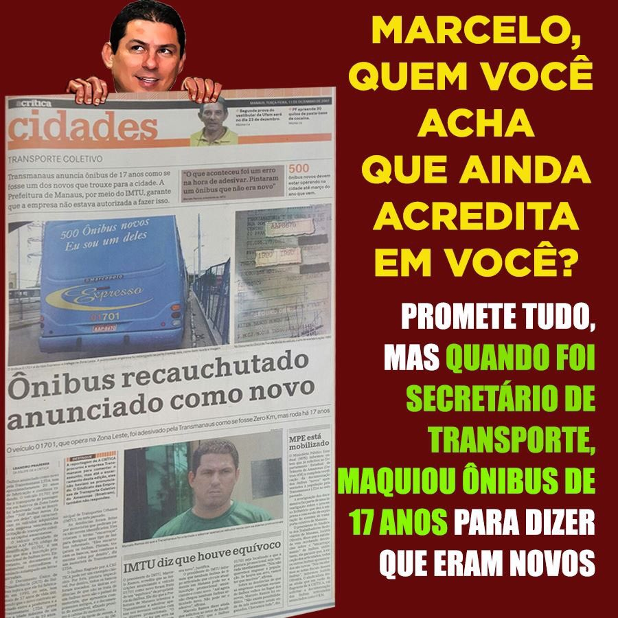 #MarceloCinico: Marcelo Cinico
