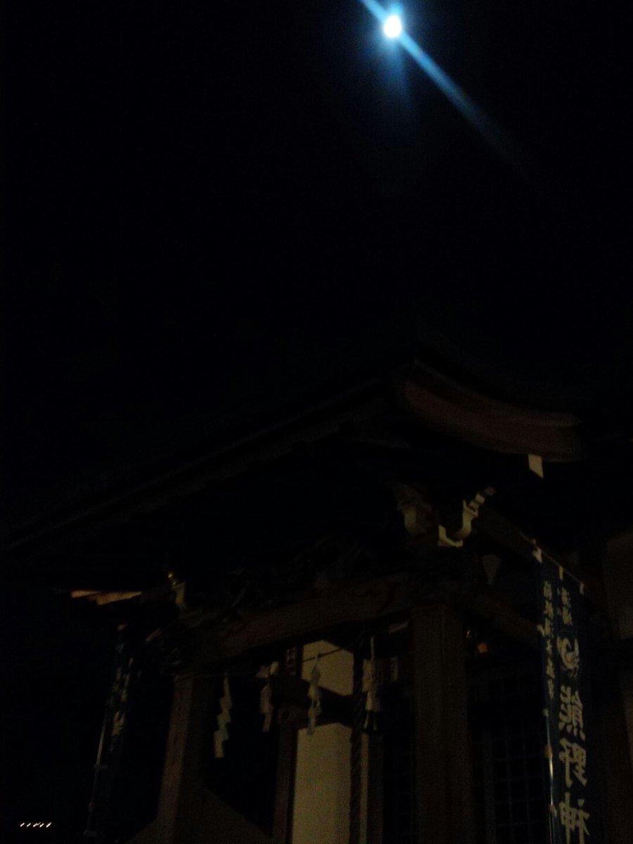 熊野神社 #ハコネちゃん 聖地巡礼