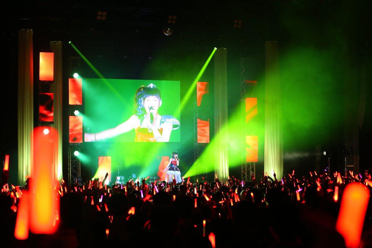 【青空ナイト】本日開催の徳井青空「みらくる青空ナイト VOL.9」が無事終了いたしました!お越しいただきました皆様、ありがとうございました!!とっても熱い熱いライブとなりましたね♪次は大阪にて開催ですのでお楽しみに!