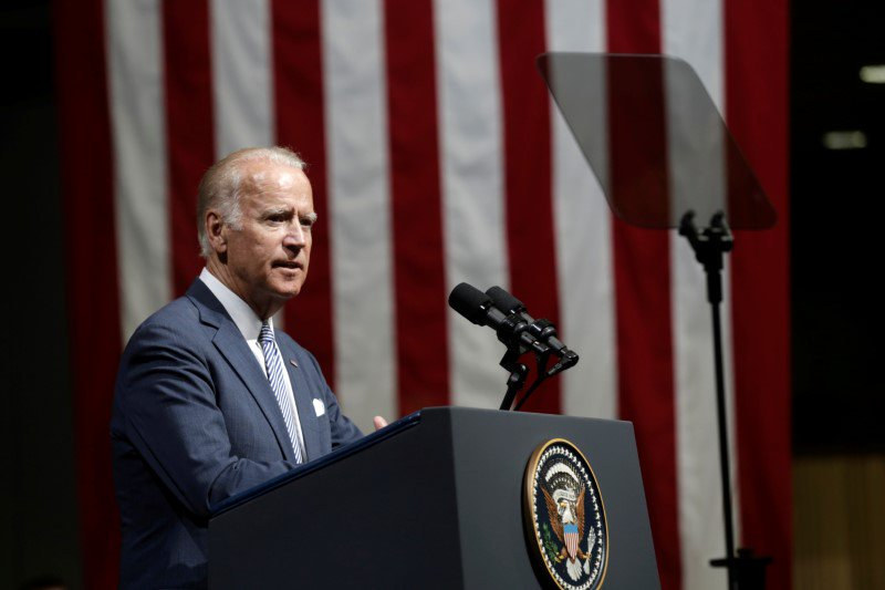 Joe Biden: FBI should release emails for 'whole world to see'