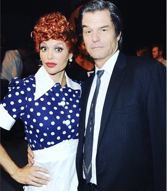 I love #Halloween ???? #tbt When HH and I went as Lucy and Ricky. ???? https://t.co/5EDQZs1WLr