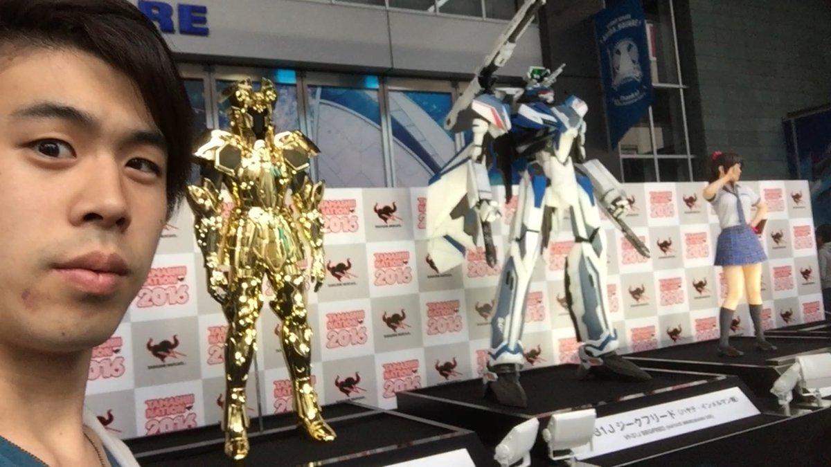 魂ネイション2016に行ってきた! 展示物 感想 仮面ライダー 真骨頂 S.H.figurts エスエイチフィギュアーツ
