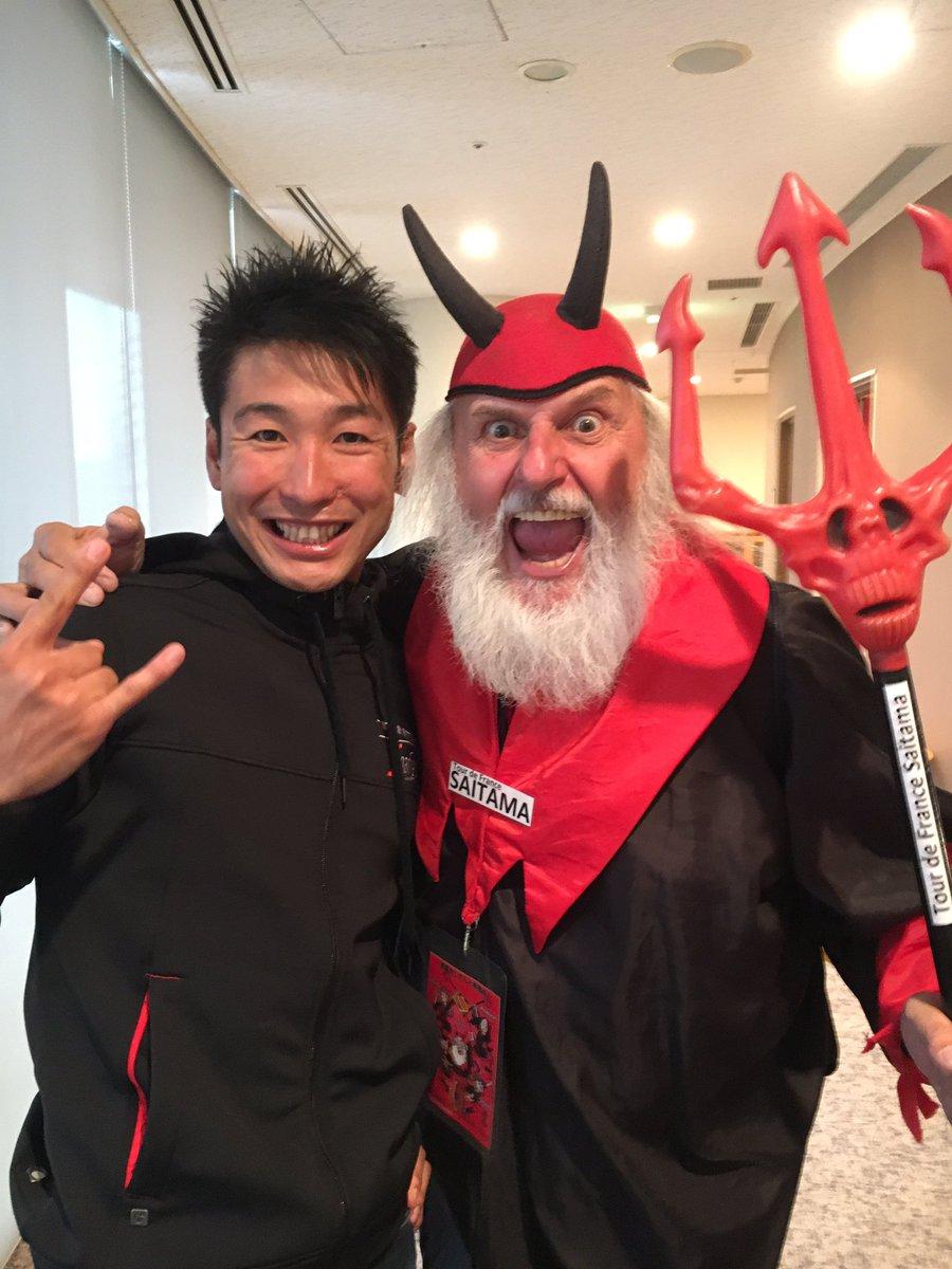 with 悪魔おじさん