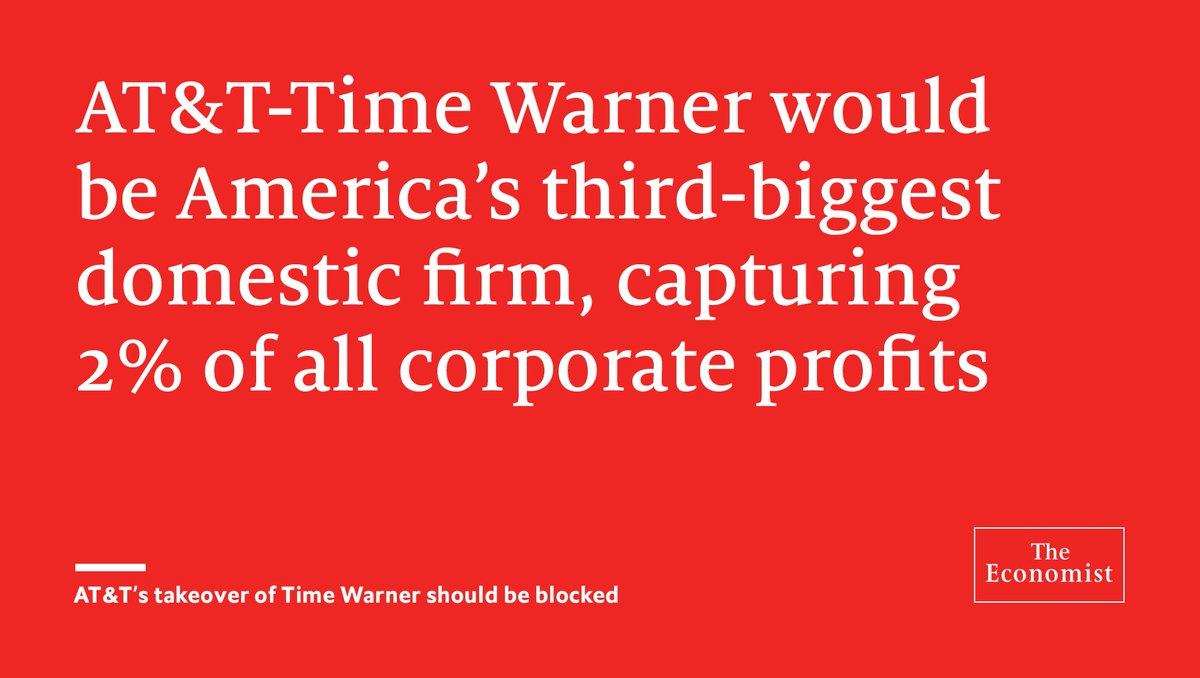 At&t Quote At&ttime Warner Would Have Too Much Power Over Consumers And Over
