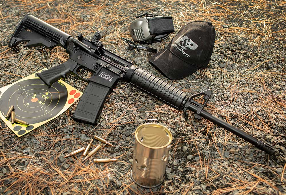 We really like the M&P 15 Sport II from @SmithWessonCorp. Are you a fan of the company's rifles? https://t.co/qsLoQccFet