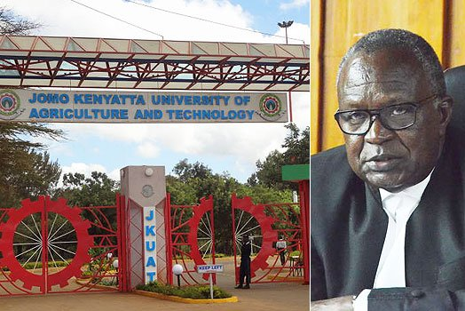 Jkuat conferred degrees 'pursuant to orders of the court' and a judge is not happy