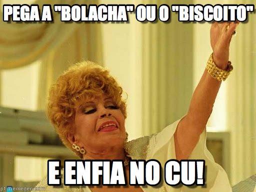 #BiscoitoOuBolacha: Biscoito Ou Bolacha