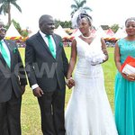 Masaka district chairman in mass wedding
