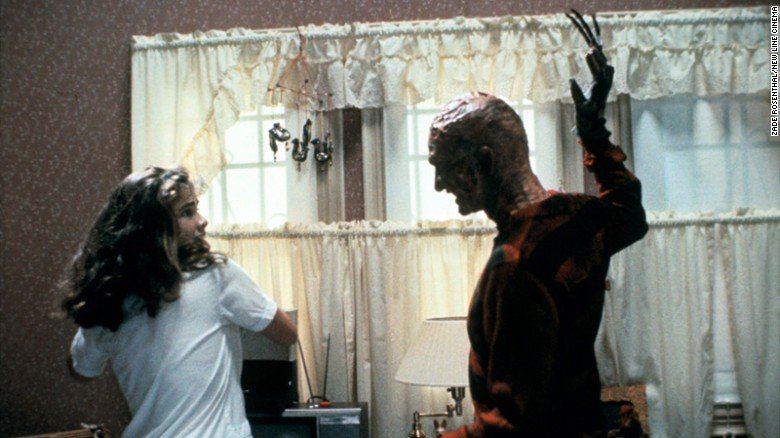 Go scare yourself silly this Halloween! It's good for you: