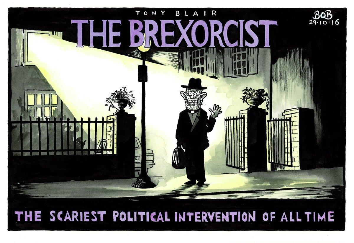 tony blair  the brexorcist  brexit