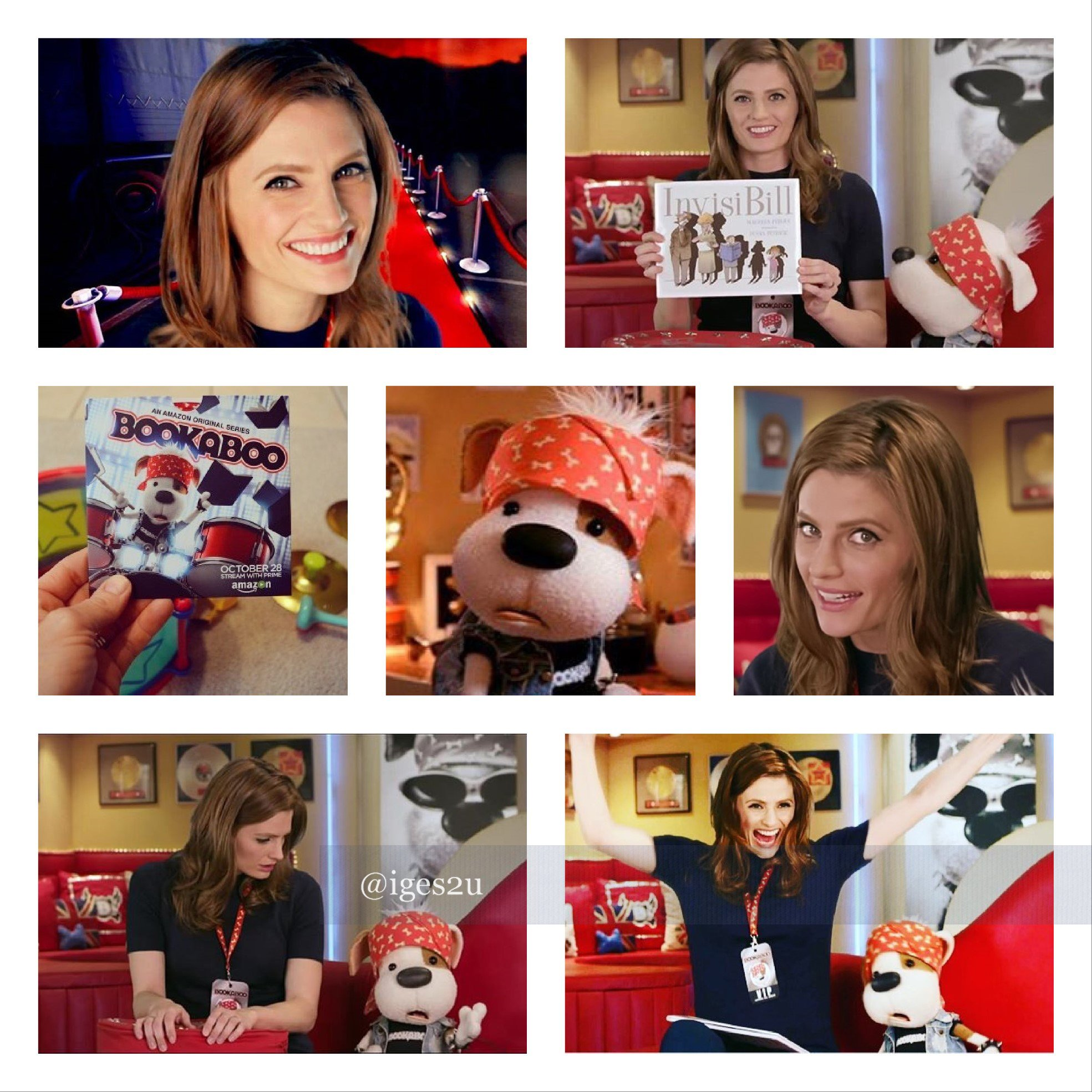 Happy Friday #FF to all my wonderful followers. Have a good weekend. 😘💕  #StanaKatic #Bookaboo #Castle https://t.co/NodeRTHO0E