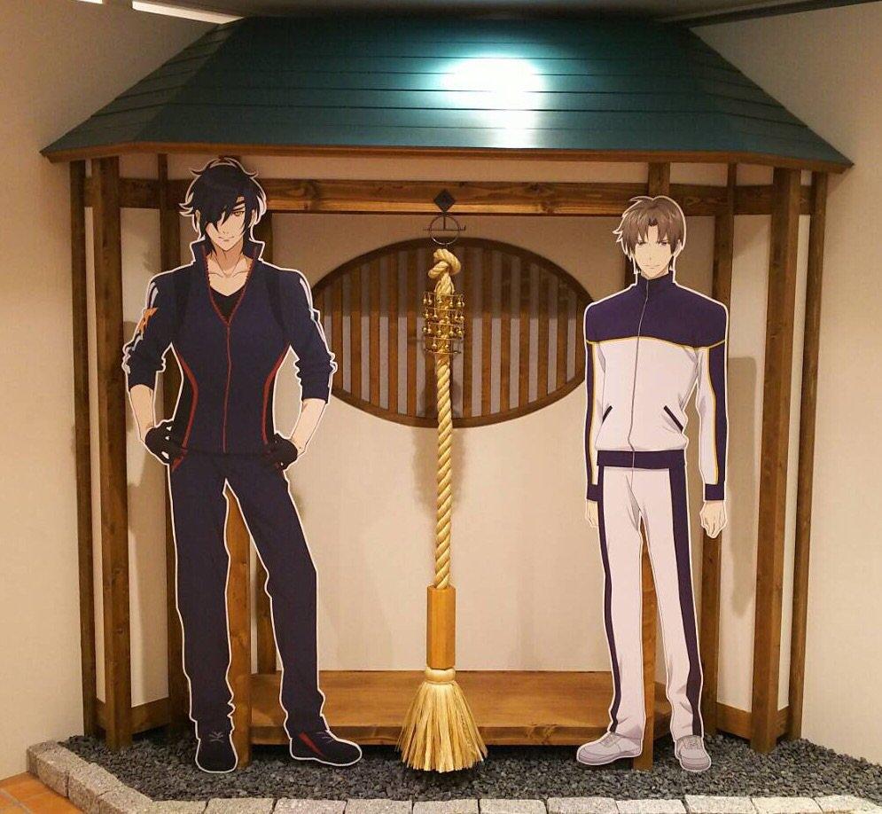 (゚Д゚≡゚Д゚) 深夜の刀剣乱舞STORE3 KYOTOから...あちらにもとある本丸がっ! #touken_hana