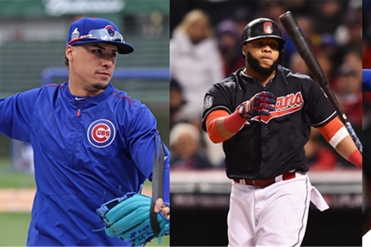 These 6 Latinos are making history in the World Series via @NBCLatino