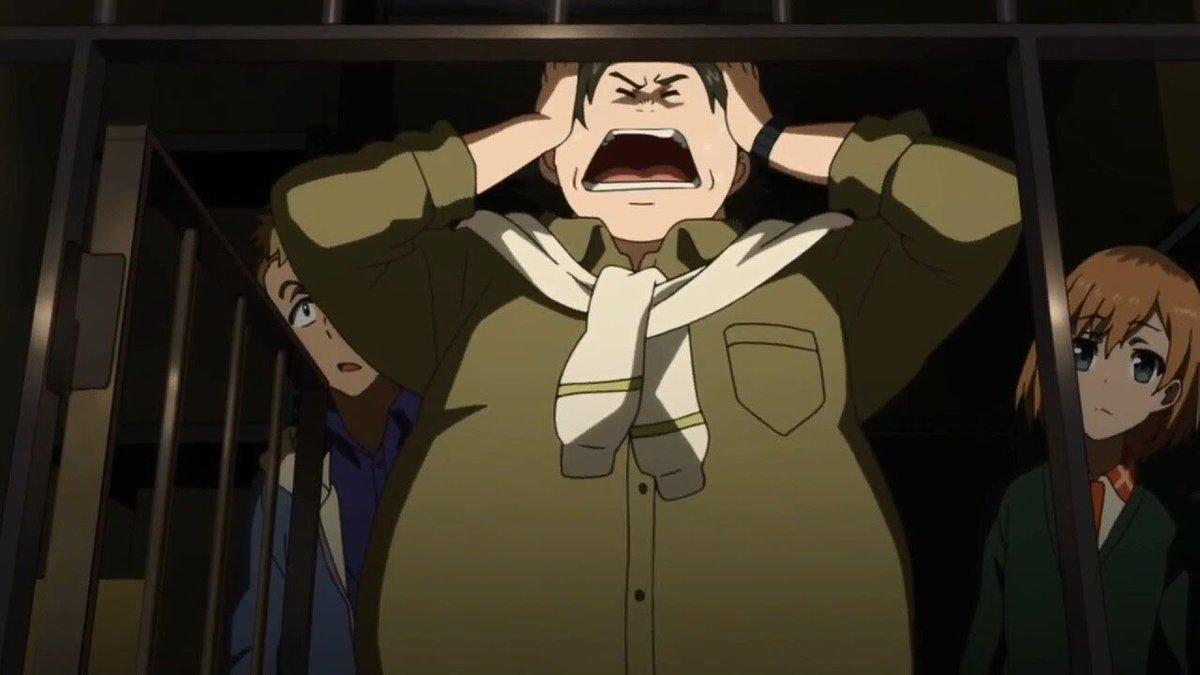 SHIROBAKO=アニメ制作の闇NEW GAME!=ゲーム制作の闇ガーリッシュナンバー=声優業の闇多分この3作は全部闇