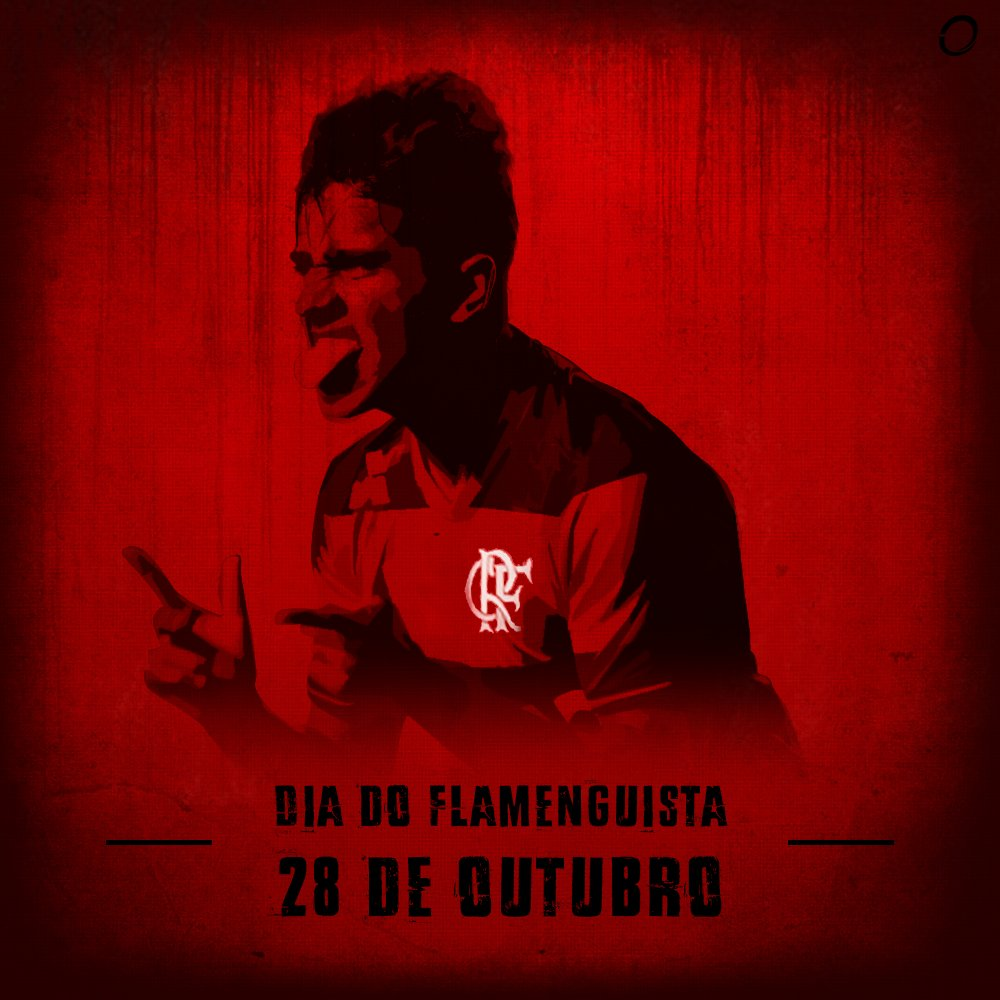 #DiaDoFlamenguista: Dia Do Flamenguista