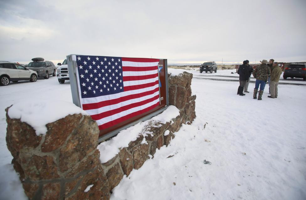 FLASHBACK: @ReutersPictures revisits the Oregon standoff.