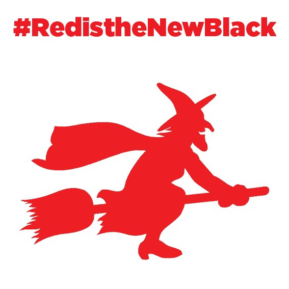 They're back... it's not a trick, it's a treat!  #RedistheNewBlack  https://t.co/5md1pJdL1s https://t.co/CQGAp5EmgB