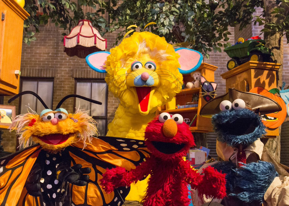 picture The Sesame Street Episode Your Kids Will Never See