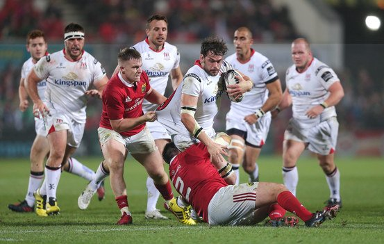 .@UlsterRugby will be disappointed to lose in front of their proud fans but we know they'll bounce back. #ULSvMUN https://t.co/ZM0e7m8g4N