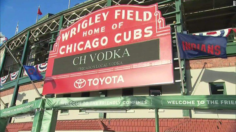 After 71 years, Wrigley Field will finally host a World Series game again