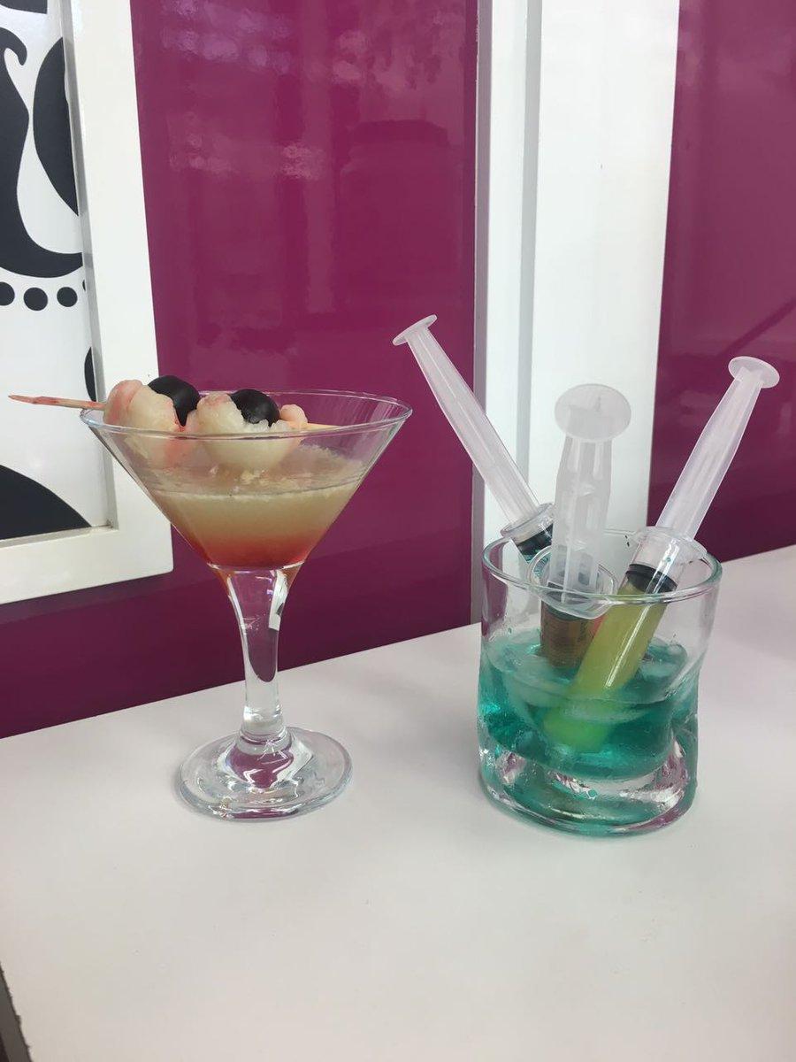 #DIY ¿Alguien dijo bebidas preparadas? 4 opciones de cócteles para #Halloween
