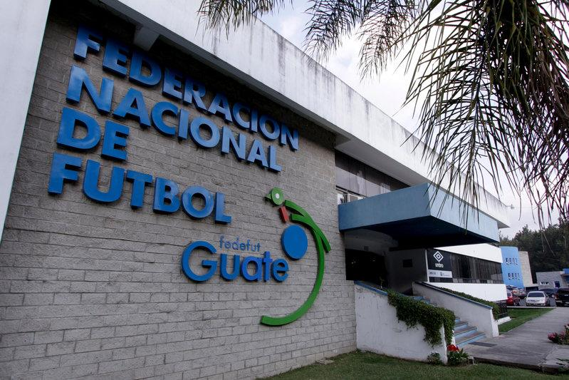 FIFA suspends Guatemalan soccer federation, citing resistance to oversight
