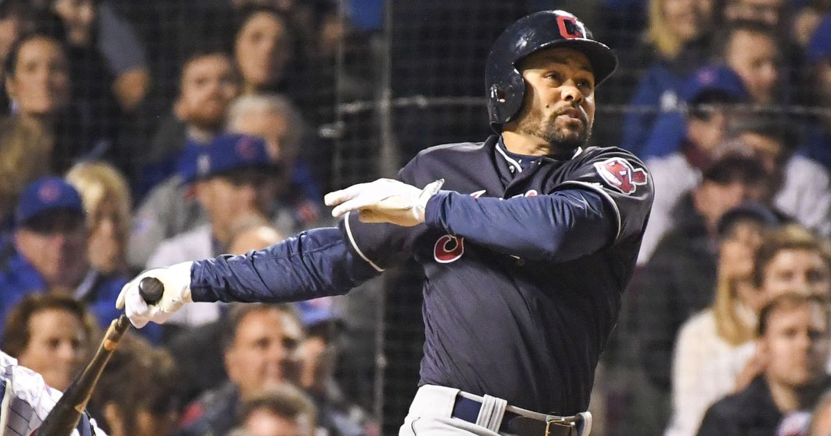 Indians shut out Cubs again, take 2-1 World Series lead on Coco Crisp RBI